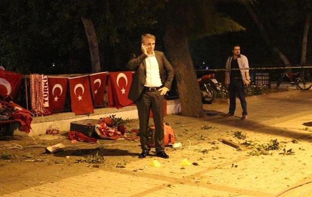 В турецкой Анталье взрыв: ранены два человека