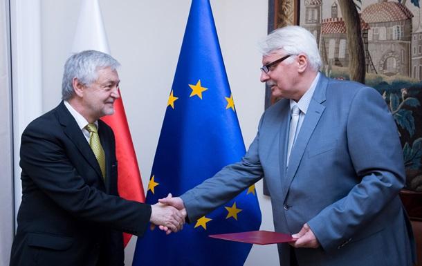 Польща призначила нового посла в Україні