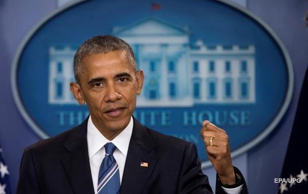 Обама: США продовжать полювання на ватажків Ісламської держави