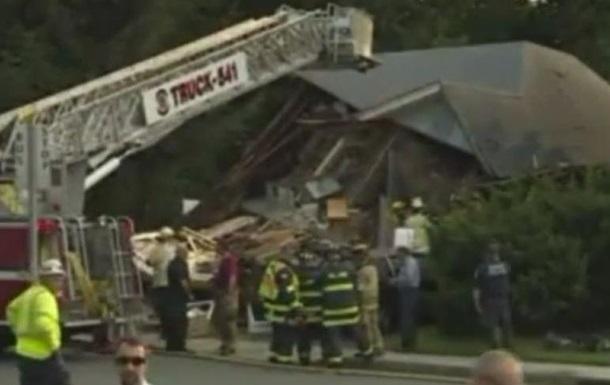В США обрушился дом: пострадали семь человек