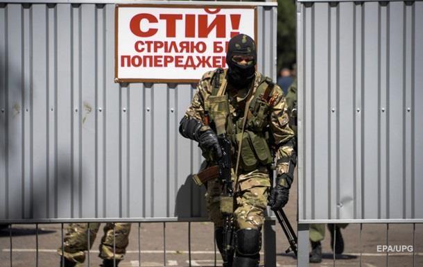 Доба в АТО: перестрілка біля Богданівки