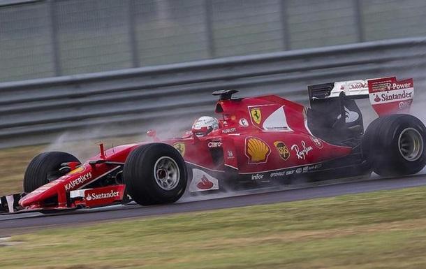 Формула-1. Pirelli провели тести нових шин на модифікованих машинах