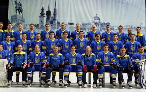 Україна почала підготовку до чемпіонату світу з хокею 2017 року