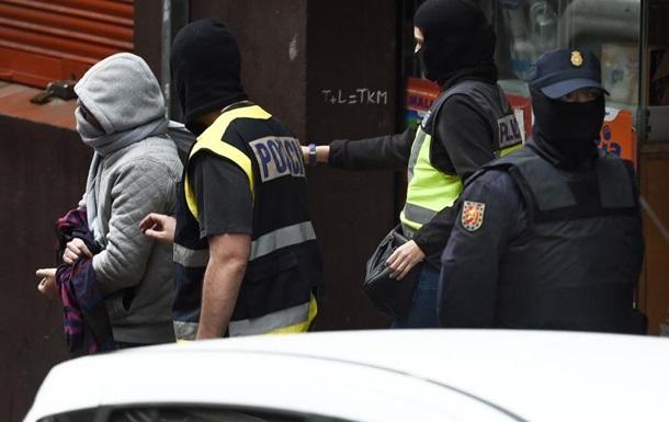 В Испании задержана знаменитая банда грабителей