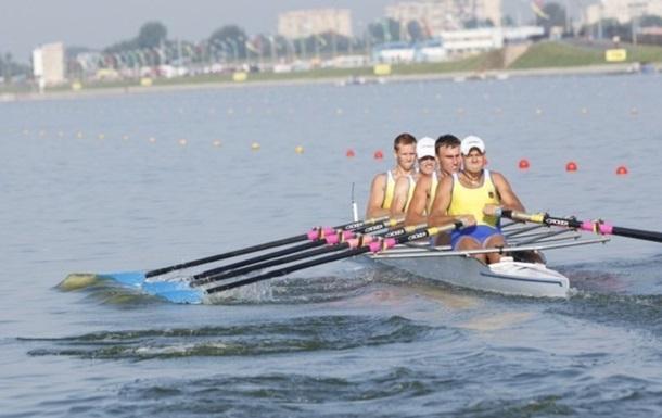 Академічне веслування. Українські парні четвірки виходять у фінал