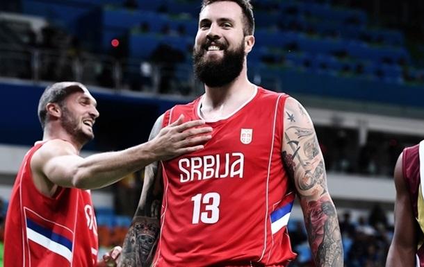 Баскетбол. Сербія не помітила Венесуели