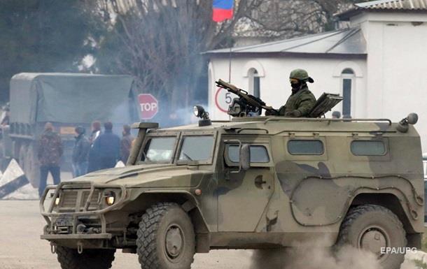 На севере Крыма скопились войска – активисты