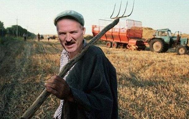Работы нет, а Лукашенко есть
