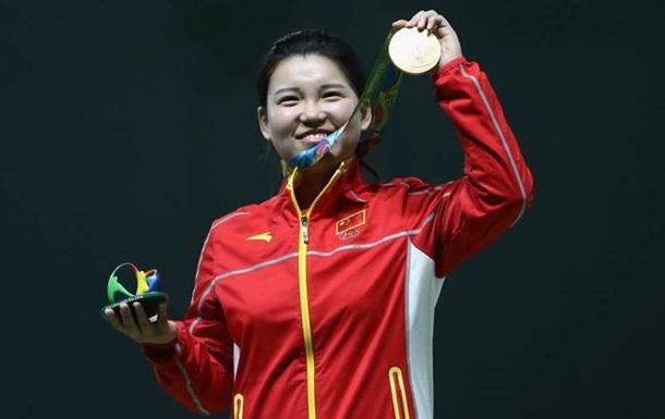 Пулевая стрельба. Китаянка Чжен - чемпионка на 10-метровой дистанции