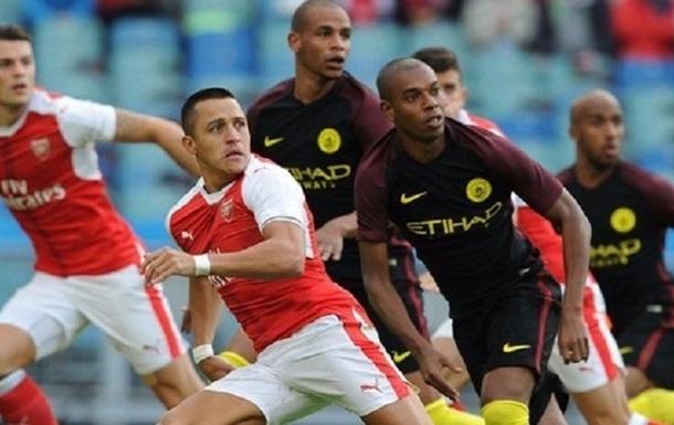 Арсенал одержал волевую победу на Ман Сити