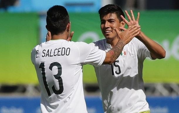 Футбол. Ничья Германии и Южной Кореи, победы Мексики и Португалии