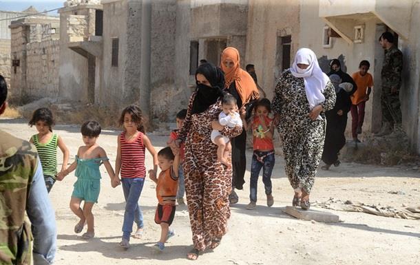 В Сирии к перемирию присоединилось 360 населенных пунктов