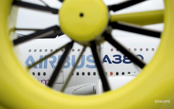 Великобритания начала расследование в отношении Airbus