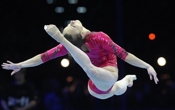 Спортивна гімнастика. Кисла не змогла пробитися у жоден фінал