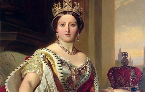 Панталоны королевы Виктории пустят с молотка