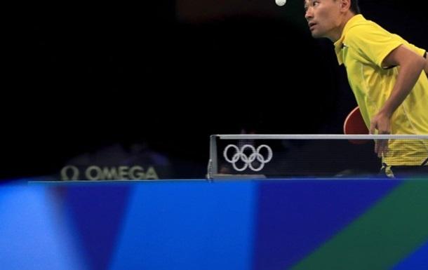 Настільний теніс. Лей Коу проходить в 1/8 фіналу