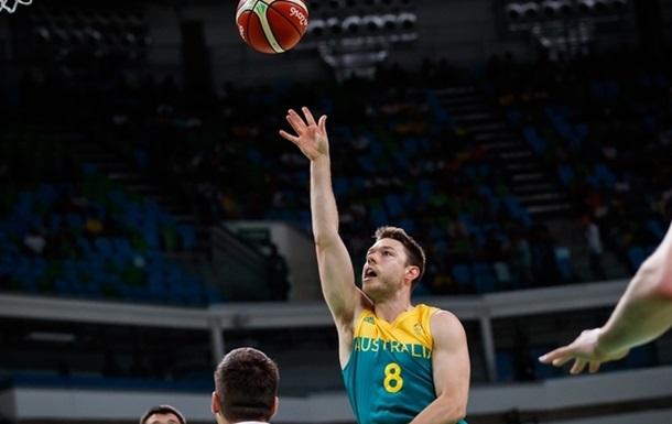 Баскетбол. Дабл-дабл Деллаведовы приносит австралийцам победу над Сербией