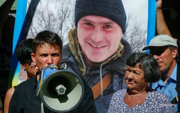 Савченко собирается ночевать под АП