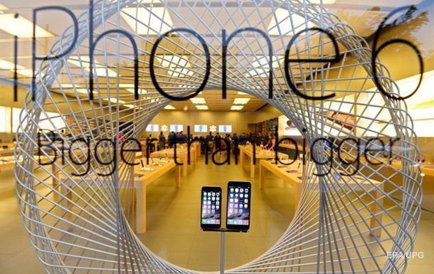 Apple обвинили в координации ценового сговора