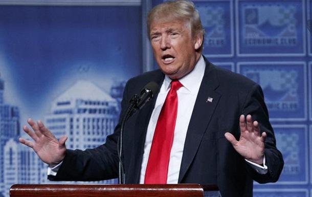Трамп пообіцяв різке скорочення податків та дерегуляцію