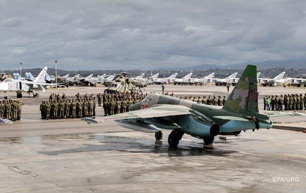 Путін вніс до держдуми угоду щодо авіагрупи в Сирії