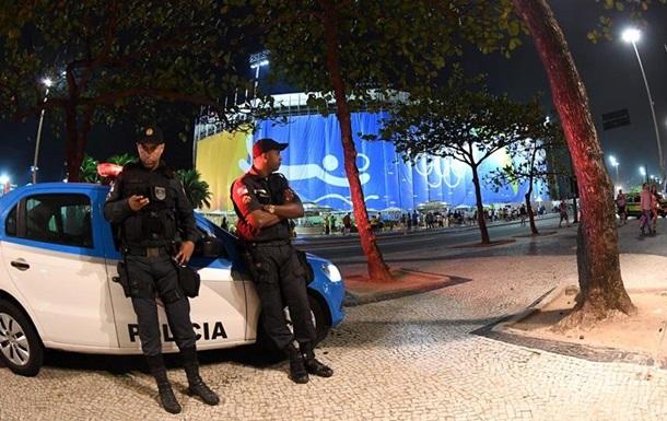 В Рио-де-Жанейро ограбили чиновников НОК