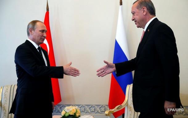 Лучшие друзья. Тезисы встречи Путина и Эрдогана