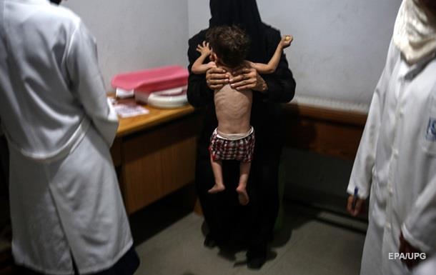 ВООЗ стурбована становищем з медициною в Алеппо