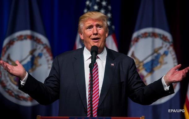 Трамп назвал условия участия в дебатах с Клинтон