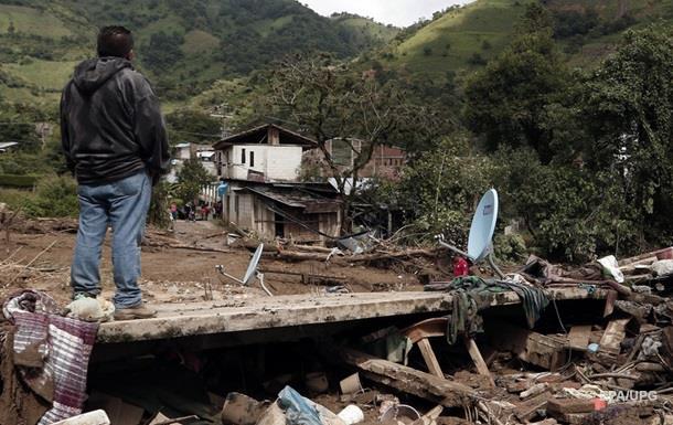 Шторм в Мексике: число жертв приблизилось к 50