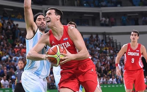 Баскетбол: Литва й Аргентина здобувають впевнені перемоги