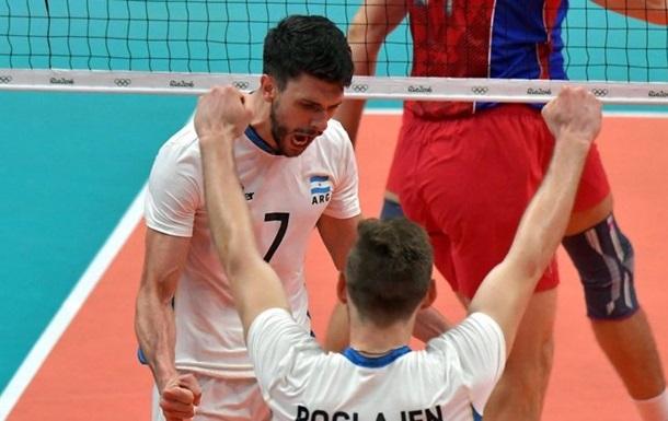 Волейбол. Россия и США проигрывают, Польша побеждает на тай-брейке