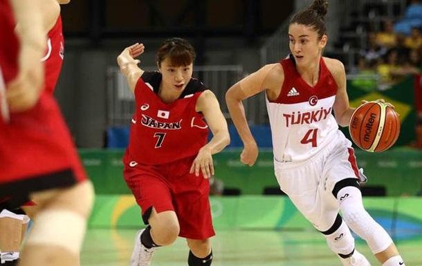 Баскетбол. Женщины. Победа беларусок, поражение Японии и Франции