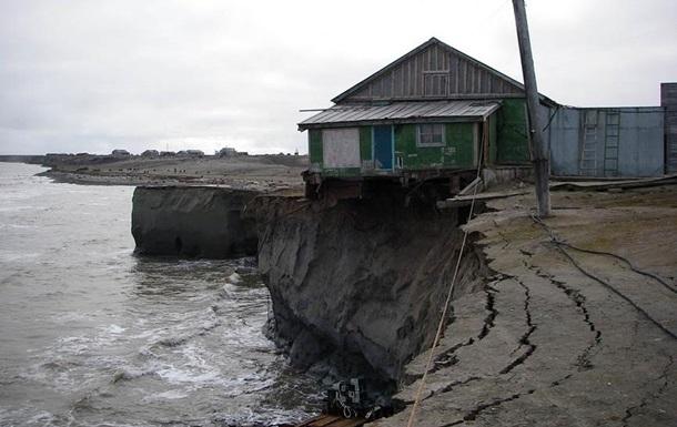 Росія втрачає арктичні території через потепління