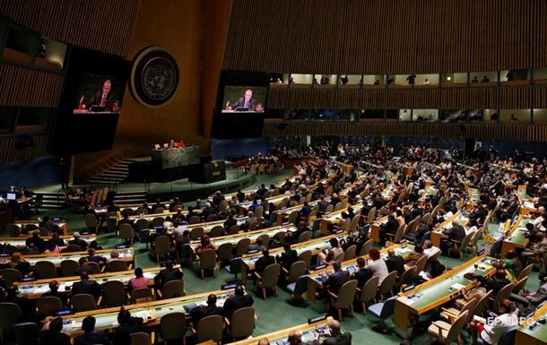 Совбез ООН могут созвать из-за событий в Крыму