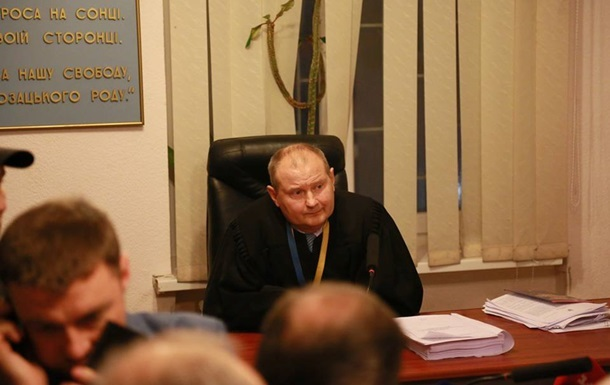 Судью-взяточника Чауса вызвали на допрос