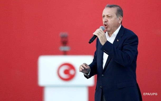 Эрдоган - США: или Турция, или Гюлен