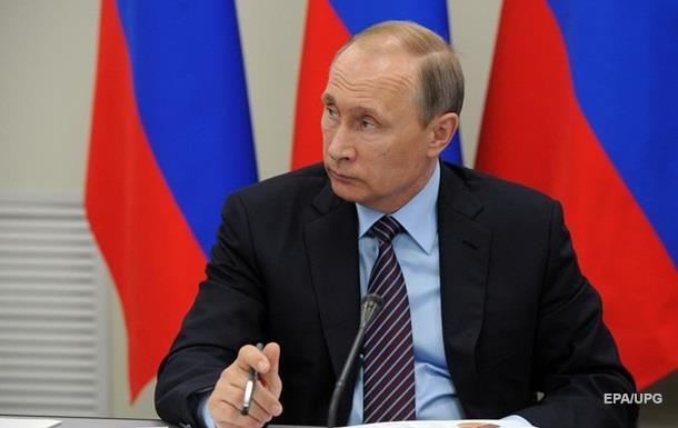 Российский президент обсудил меры безопасности в связи с событиями в Крыму.