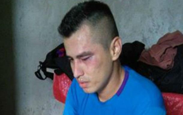 Гватемальський футболіст  врізав  судді за червону картку