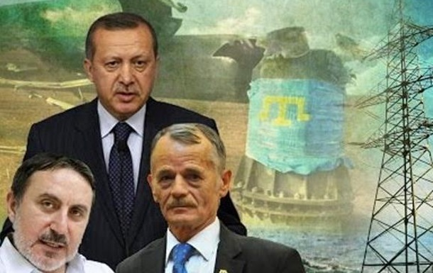 Вернуть Крым, чтобы отдать его Турции