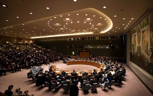 Київ: Радбез ООН підтримала Україну