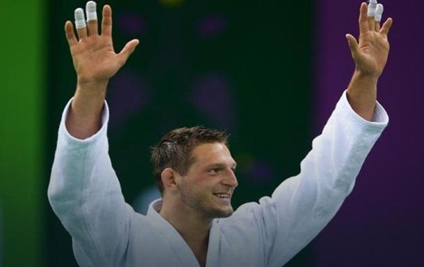 Дзюдо. Крпалек - олімпійський чемпіон!