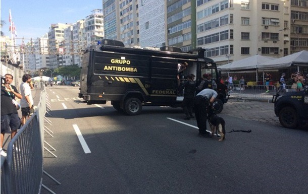 В Бразилии задержали подозреваемых в подготовке теракта