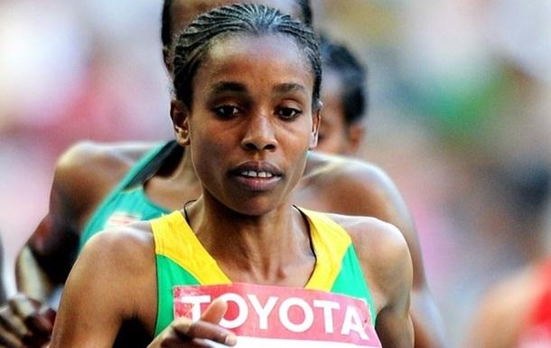 Легка атлетика. Ефіопка виграла 10 км зі світовим рекордом