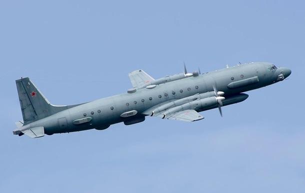 Над Балтійським морем перехопили російський літак