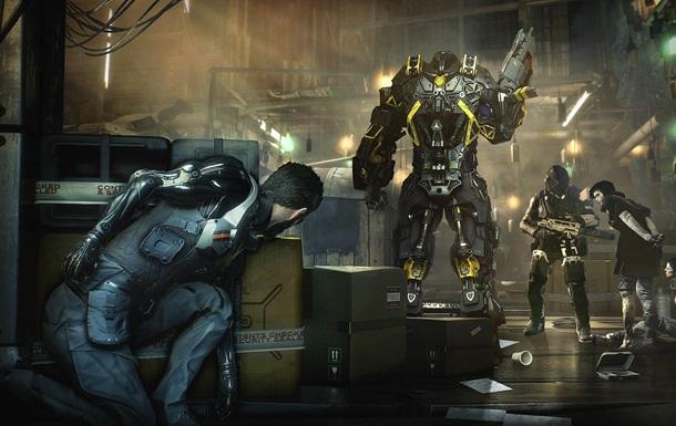 Deus Ex: Mankind Divided системные требования