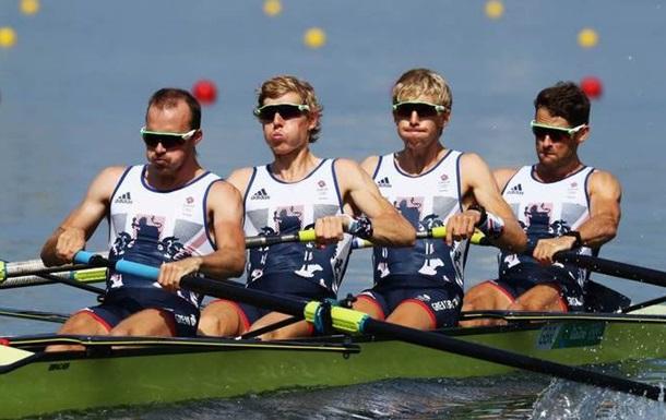 Академічне веслування. Два золота Британії, перемоги голландок і французів
