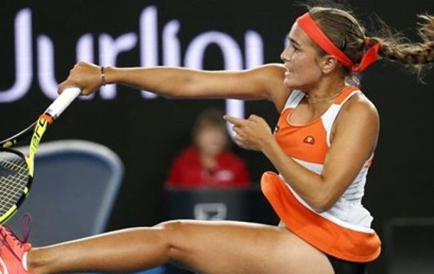 Теніс. Пуїг - перша фіналістка турніру