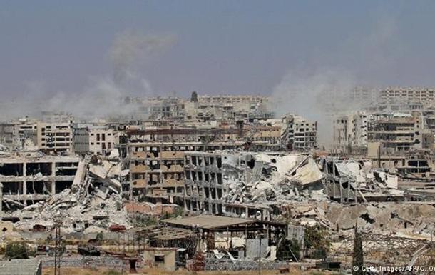 В ФРГ предлагают создать воздушный мост для Алеппо