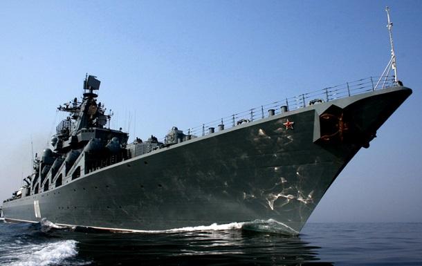 РФ провела раптову перевірку Тихоокеанського флоту